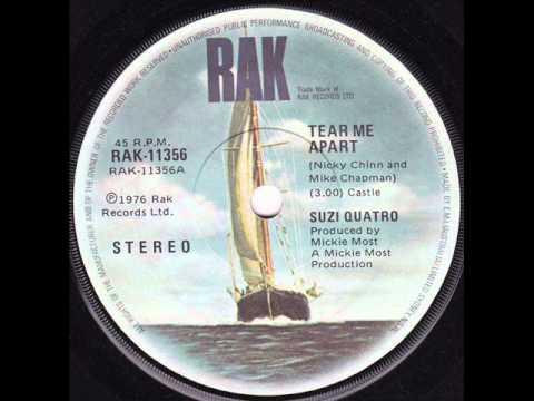 Suzi Quatro - Tear Me Apart