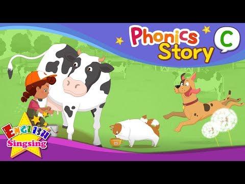 Phonics Story C