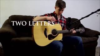 Brian Nebeker - Two Letters (Bayside Cover)