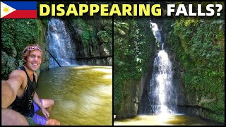 BecomingFilipino – PHILIPPINES DISAPPEARING WATERFALL – Wild River Trek In Baganga (Davao, Mindanao)