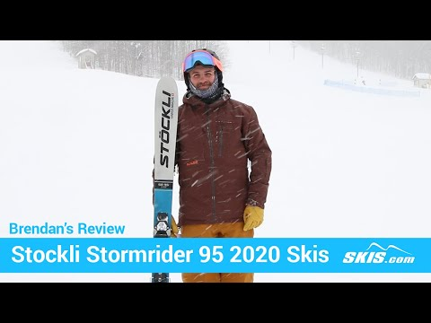 Video: Stockli Stormrider 95 Skis 2020 3 50