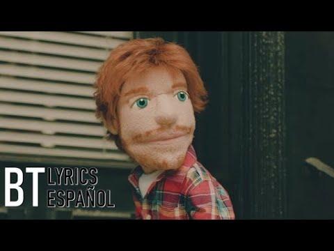 Ed Sheeran - Happier (Lyrics + Español) Video Official (видео)