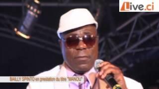 LIVE.CI / Bailly Spinto - Manou ( Version Live)