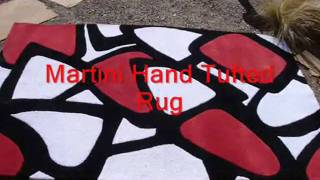 Foreign Accents - Modern Contemporary And Transitional Hand Made Rugs Made In India.