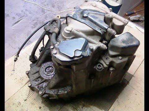 Ремонт АКПП S4XA Honda S-MX. Часть I. Разборка.