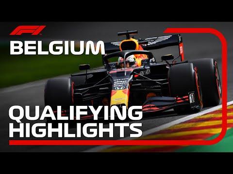 【動画】F1 2020 第7戦ベルギーGP(スパ・フランコルシャン)予選ハイライト動画