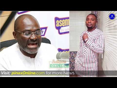 Ghana US Businessman Expose Ken Agyap for doin Nothing Since MP for Assin..