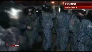 """В Армении накаляется обстановка, Россию призывают """"быть человеком"""""""
