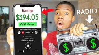 42854Make money playing radio