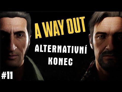 ALTERNATIVNÍ KONEC - #11 | A Way Out (CZ)
