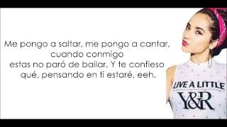 Becky G - Shower (Spanglish Version) [Lyrics]