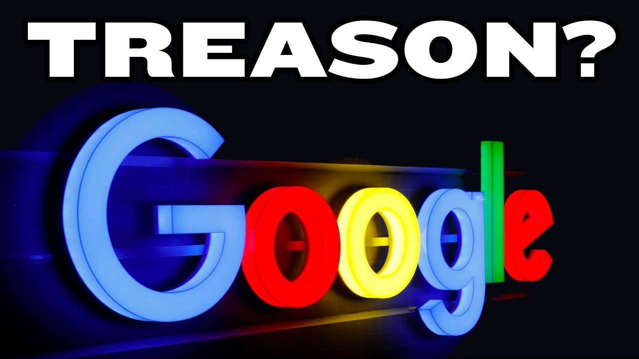 "Google Accused of ""Treason"" Over China Ops thumbnail"