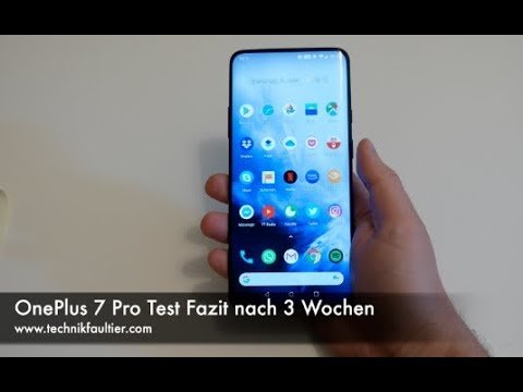OnePlus 7 Pro Test Fazit nach 3 Wochen