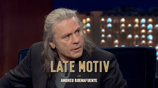 LATE MOTIV - V.O. Bruce Dickinson  | #LateMotiv509