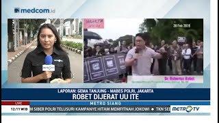 Dosen UNJ Ditangkap Diduga Karena Hina TNI