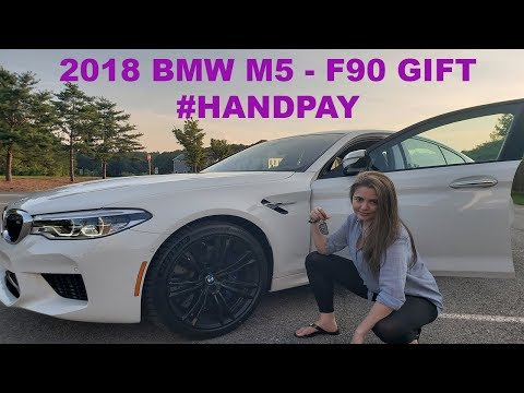 Surprise 2018 BMW M5 - F90 GIFT | Better Than A Handpay | 600 Horsepower