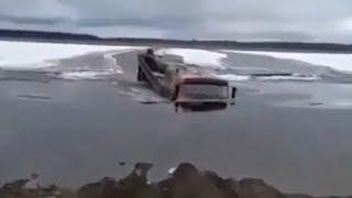 Камаз в грязи и в воде!!!!