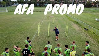 The Academy of Football Australia - 2018 - AFA