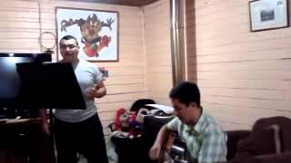 Fabian Alejandro Jara -Cuando te miro -Mocedades- Junto a Gabriel Campos.-