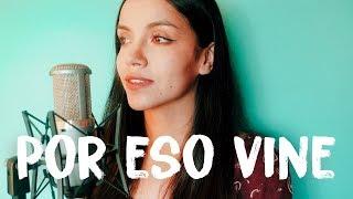 Por Eso Vine   Paulo Londra | Laura Naranjo Cover