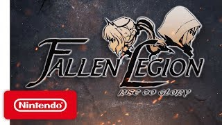 Fallen Legion: Rise to Glory – Nintendo Switch Announcement Trailer | Kholo.pk