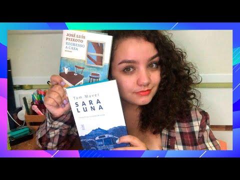 QUANDO OS HOMENS VOLTAM PARA CASA | Sara Luna, de Tom Maver, e Regresso a casa de José Luís Peixoto