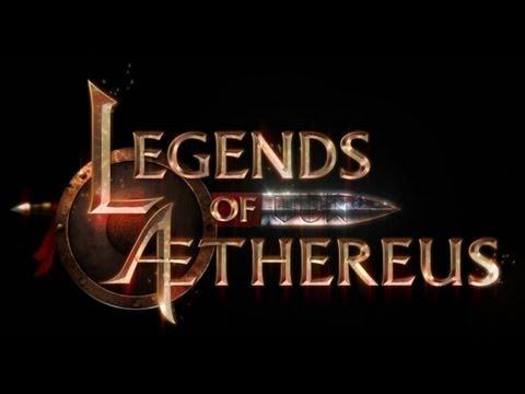 Legends Of Aethereus - обзор