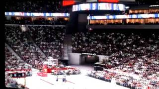 preview picture of video 'Aaron Brooks awesome shot Nba 2k11'