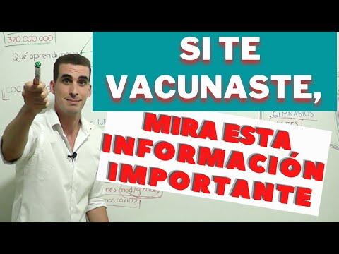 Consejos Para Las Personas Que Ya Se Vacunaron Contra El Covid-19