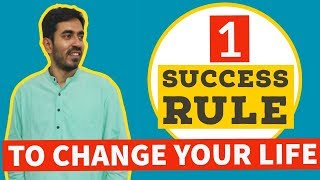 How to be Successful in Life | One Rule To change your Life | Best Motivational Video