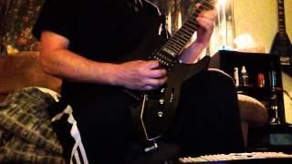 Judas Priest Eat Me Alive Guitar Cover