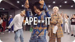 APE**IT   The Carters  Lia Kim Choreography
