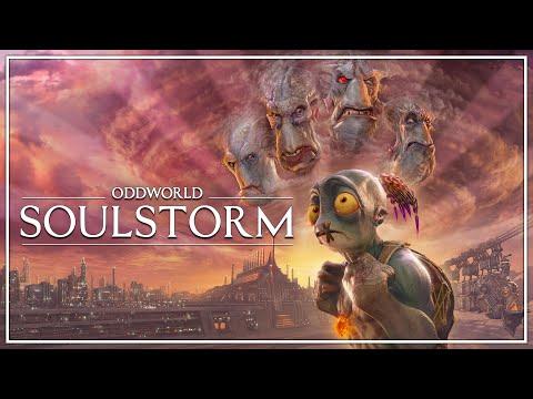 Gameplay de Oddworld Soulstorm