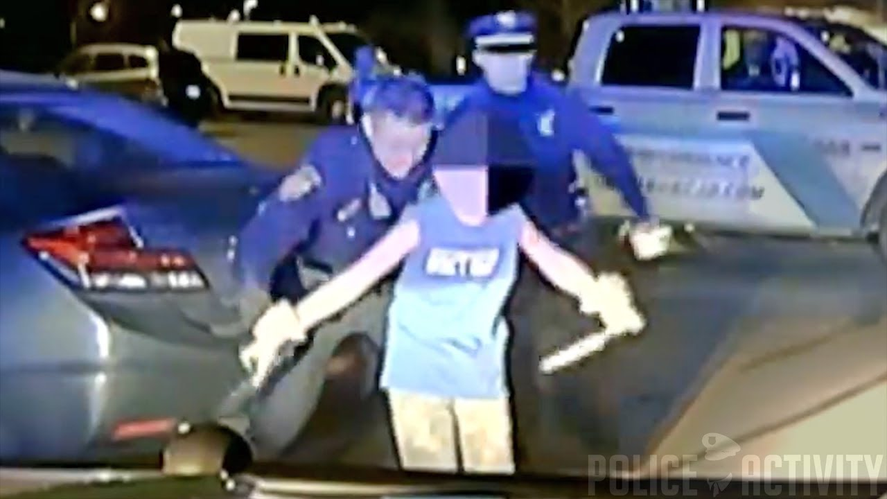Американский полицейский спас мальчика от суицида