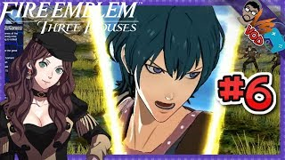 CLASS CHANGING CLASSES? - Fire Emblem: Three Houses (Part 6) [Switch]