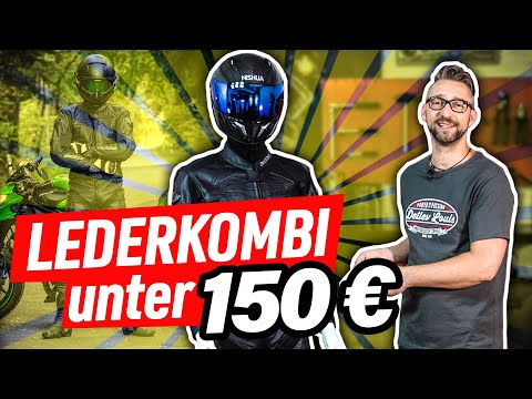 GÜNSTIGE Lederkombi UNTER 150 Euro?! Probiker PRX-4