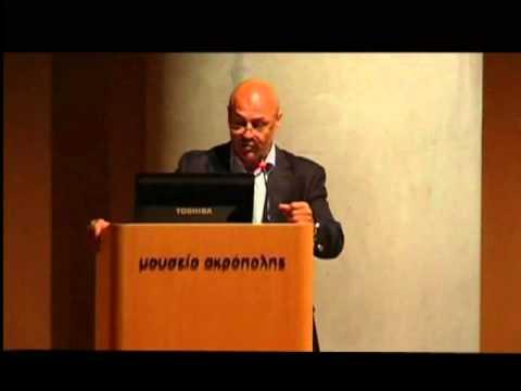 Μουσείο Ακρόπολης 15-5-2013 - Χαιρετισμοί Δ.Βασιλόπουλος