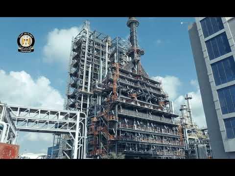 الانتهاء من مشروع إنتاج البنزين عالي الأوكتين