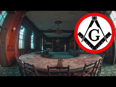 Abandoned Freemasons Mansion