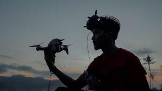 DJI FPV | BALI - BANYUWANGI | INDONESIA | CINEMATIC FPV SHOTS 4K