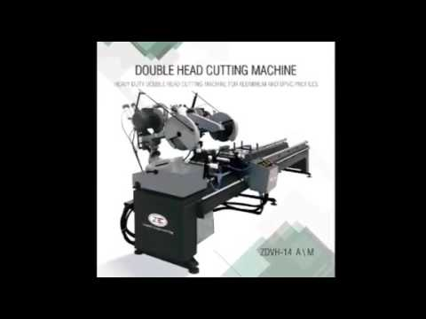 Double Head Cutting Machine