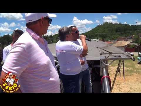 Prefeito Ayres Scorsatto parabeniza a Festa do Pombo Fest 2017 no Jardim das Palmeiras