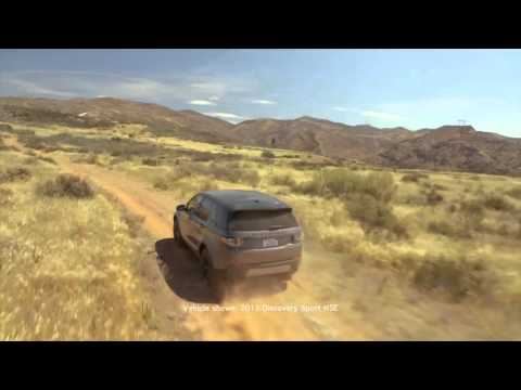 Land Rover  Discovery Discovery Sport Внедорожник класса J - рекламное видео 3