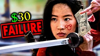 """Mulan — How to Build a Cinematic """"Meh"""" 