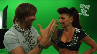 David Guetta  Chris Willis - Gettin' Over You (Behind The Scenes) ft. Fergie  LMFAO