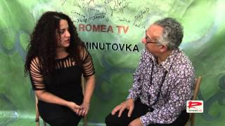 Orhan Galjus v Desetiminutovce Jarmily Balážové