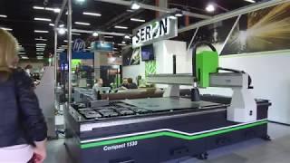 Targi STOM 2018 – Wycinarka plazmowa i frezarka CNC do metalu