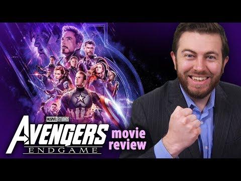 Is AVENGERS: ENDGAME The Best Marvel Movie? -- Spoiler-Free Movie Review #JPMN