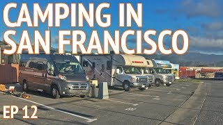 Living In a Van in San Francisco | Camper Van Life