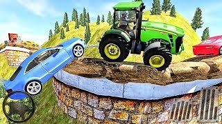 New Tractor Pulling Simulator 2018 : Tractor Game - Best Android GamePlay